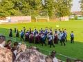 Marschwertung, 50 Jahre Musikverein Heimattreue Baumgarten