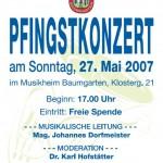 Pfingstkonzert2007